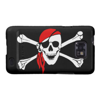 Skull and Cross Bones Case-Mate Case Samsung Galaxy Cases