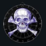 "Skull and Cross Bones Dartboard<br><div class=""desc"">Skull and Cross Bones Dartboard</div>"