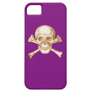 Skull and Cross Bones iPhone SE/5/5s Case