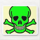 skull_and_crossbones alfombrilla de ratón