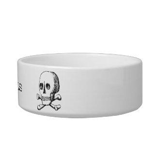 Skull and Crossbones Bowl