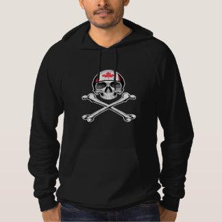 Skull and Crossbones: Canada Hoody