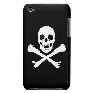 Skull and Crossbones Case-Mate iPod Touch Case