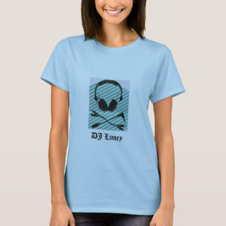 Skull and Crossbones, DJ Limey T-Shirt
