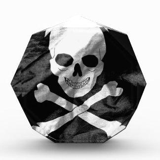 Skull and Crossbones Flag Award