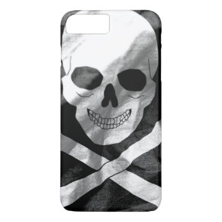 Skull and Crossbones Flag iPhone 7 Plus Case