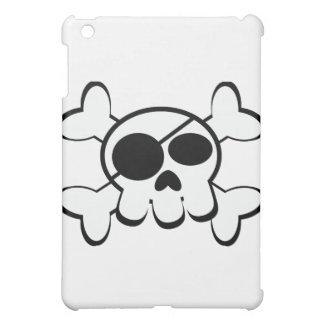 Skull and Crossbones iPad Mini Cases