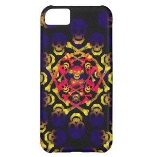 skull and crossbones iPhone 5C cover