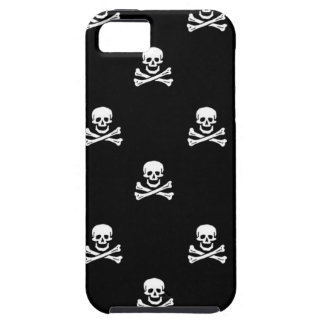 Skull and Crossbones iPhone Cover iPhone 5 Cases