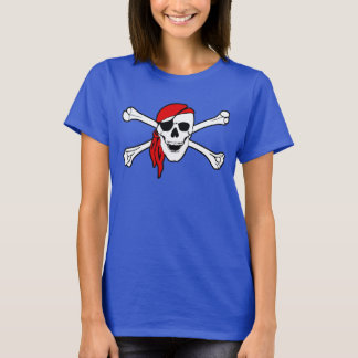 Skull And Crossbones Jolly Roger T-Shirt