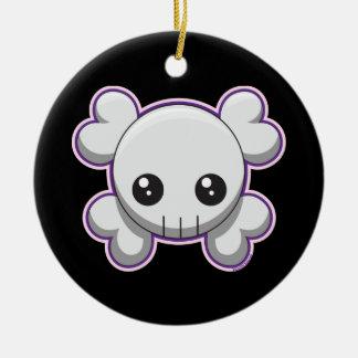 Skull and Crossbones Ornaments