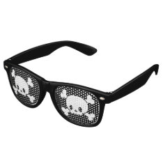 Skull And Crossbones Pirate Glasses at Zazzle