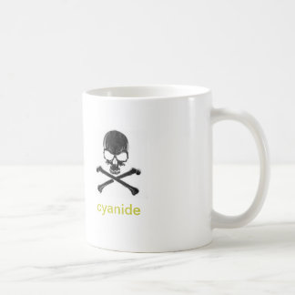 Skull and Crossbones Poison Mug
