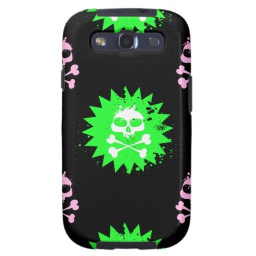 Skull and Crossbones Samsung Galaxy S3 Cover