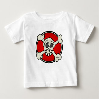 Skull and Crossbones Shirt for Babies