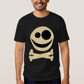 Skull and Crossbones. T-Shirt