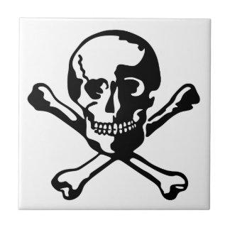 Skull and Crossbones Tiles