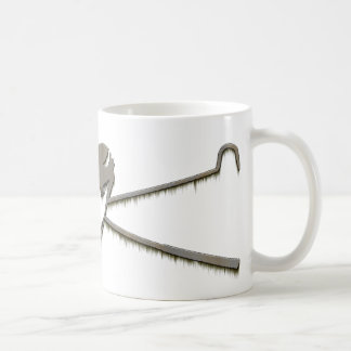 Skull and Crosshooks Coffee Mug
