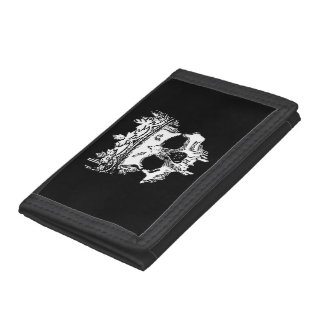 Skull and Crown Wallet