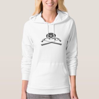 Skull and Hammers Hooded Pullover