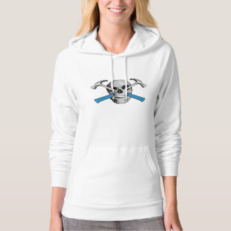 Skull and Hammers v3 Hoodie