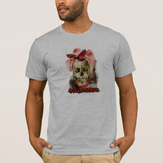 Skull and Hawk Men's Tee