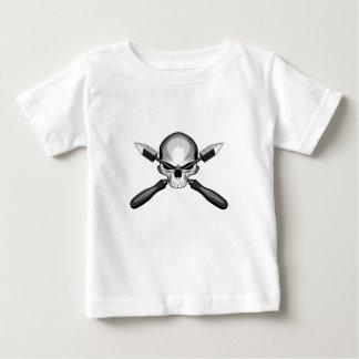 Skull and Irons Baby T-Shirt