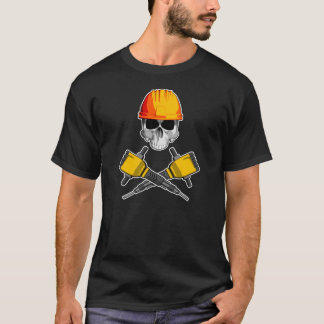 Skull and Jackhammers 3 T-Shirt