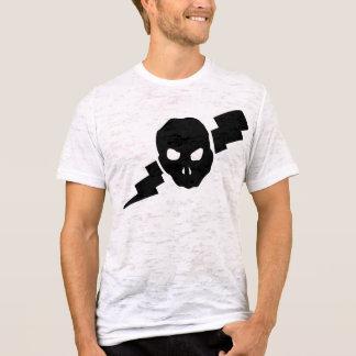 Skull and lighting bolt! T-Shirt