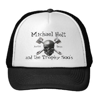 Skull and Pistons Hat