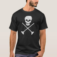 Skull and Plungers T-Shirt