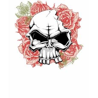 Skull and Roses shirt