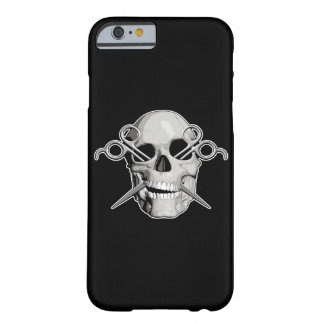 Skull and Scissors v3 Barely There iPhone 6 Case