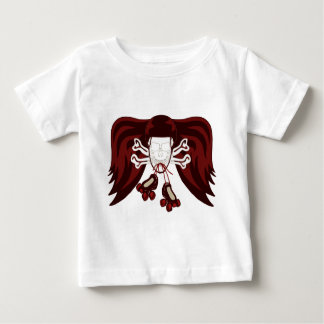 skull and skates baby T-Shirt