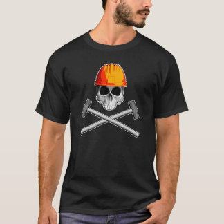 Skull and Sledge Hammers 3 T-Shirt