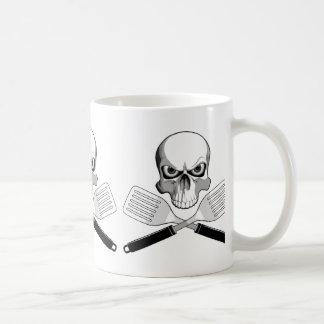 Skull and Spatulas Coffee Mug