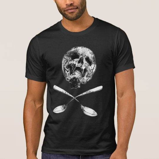Skull and Spoons T-Shirt