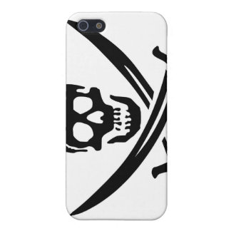 Skull and Swords iPhone 4 Case