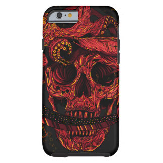 Skull and the Fishes Iphone 6 Case