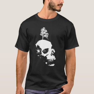Skull Arachnophobia T-Shirt