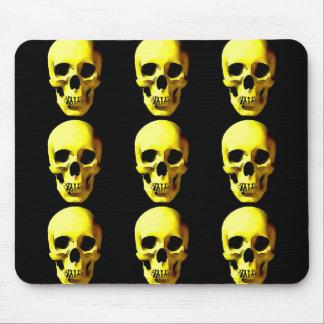 Skull Artwork Mousepad