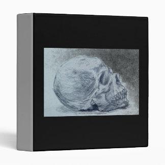 Skull Avery Binder