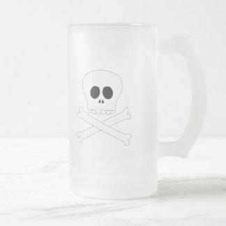 Skull baby t-shirt mug