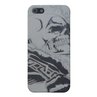 skull banger iPhone SE/5/5s case