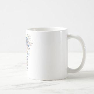 Skull Birds Coffee Mug