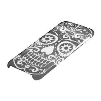 Skull,black and white uncommon clearly™ deflector iPhone 6 case