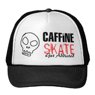 Skull Blank Trucker Hat