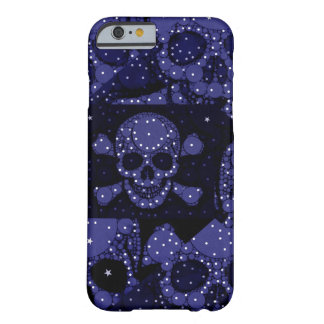 Skull Bling  Pattern iPhone6 Slim Barely There iPhone 6 Case
