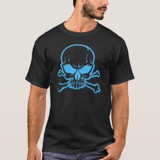 Skull Blue T-Shirt