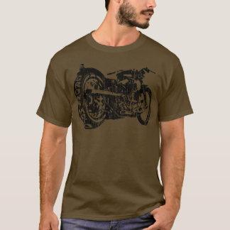 Skull Bobber (vintage blk) T-Shirt